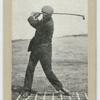 E. Ray. Top of swing.