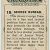 George Duncan.