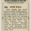John Ball.