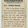 James Braid.