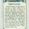 Spectrascope.