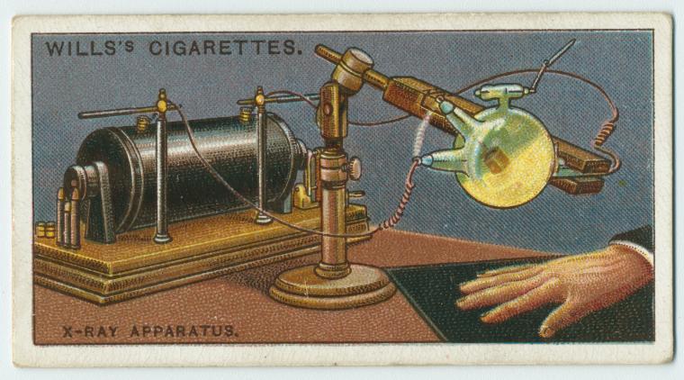 X-ray apparatus.