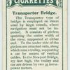 Transporter bridge.