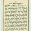 """""""Blandford""""."""