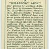 """""""Kelssboro Jack""""."""