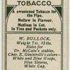 W. Bullock.