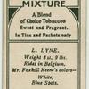 L. Lyne.