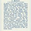 H. Beasley.