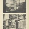 Façade et intérieur d'une pharmacie à Breslau