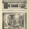 1. Façade du magasin. 2. Vue intérieure du magasin Grumberg.