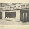 Façade du magasin «Leibniz Keks», à Berlin