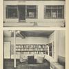 Façade et bureau de la galerie Babazanges, à Paris