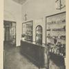 Intérieur d'une parfumerie, à Milan