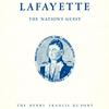 Lafayette: the nation's guest