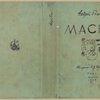 Bely, Andrei. Maski. [Masks.] Moscow: Gikhl, 1932.