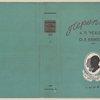 Perepiska A. Chekhova i O. Knipper. [Correspondence between A. Chekhov and O. Knipper.] Moscow: Mir, 1934.