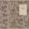 Sobolev, Nikolai Nikolaevich. Istoriia ukrasheniia tkanei. [A History of Cloth Design.] Moscow: Academia, 1934.