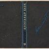 Blok, Aleksandr Aleksandrovich. Sobranie sochinenii. t. 5. [Collected Works. Vol. 5.] Leningrad: Izd-vo Pisatelei v Leningrade, 1934.