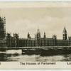 The Houses of Parliament.