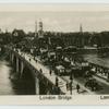 Londong Bridge.