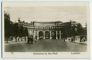 Entrance to the Mall.