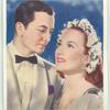 The bride wore red. Joan Crawford as Anni Pavelevitch. Robert Young as Rudi Pal.