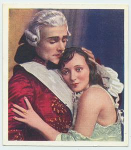 The Du Barry. Lawrence Anderson as Louis XV. Annie Ahlers as Du Barry.
