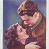 The ghost goes west. Robert Donat as Donald Glourie. Jean Parker as Peggy Martin.