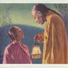 The good earth. Paul Muni as Wang. Luise Rainer as O-Lan.
