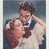 "The gorgeous hussy. Joan Crawford as Peggy O'Neal. Robert Taylor as ""Bow"" Timberlake."
