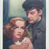 Knight without armor. Marlene Dietrich as Countess Vladinoff. Robert Donat as A. J. Fothergill.