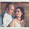 The scarlet pimpernel. Leslie Howard as Sir Percy Blakeney. Merle Oberon as Lady Blakeney.