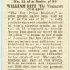 William Pitt (The Younger).
