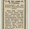 F. M. Sir John D. P. French.