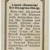 Lieut.-General Sir Douglas Haig.