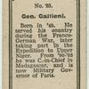 Gen. Gallieni.