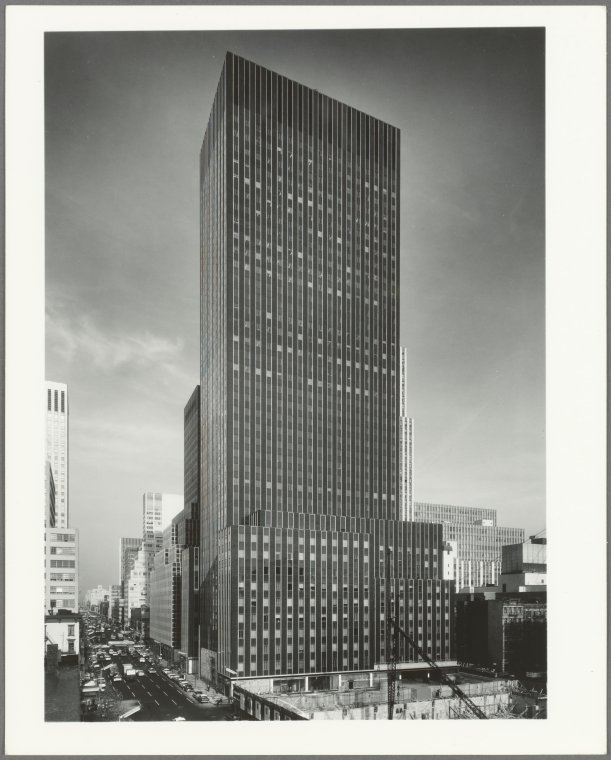 633 Third Avenue (East 40th Street - East 41st Street)