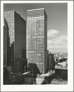 Sixth Avenue - West 51st Street