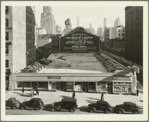Seventh Avenue - West 53rd Street