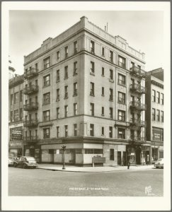 148-152 East 2nd Street - Avenue A