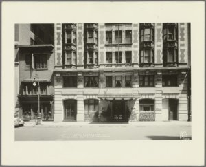 59-65 West 44th Street (Fifth Avenue - Sixth Avenue)
