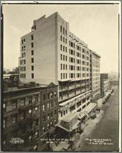 27-37 West 60th Street (Broadway - Columbus Avenue)