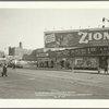 225 Broadway - Dyckman Street (looking southwest)