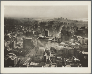 General View - Manhattan - Aerial view - Park Avenue - Broadway - looking south