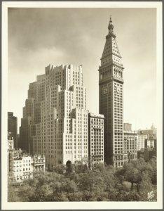General View - Manhattan - Aerial view - Madison Avenue - East 23rd Street