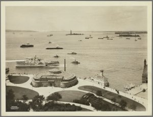 Parks - Battery Park
