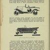 Umění: dnes a zitra (continued); Automodely 1923