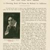 Richard Le Gallienne, 1866-1947.