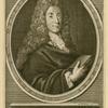 Nicolas Lémery, 1645-1715.