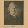 Gotthold Ephraim Lessing, 1729-1781.